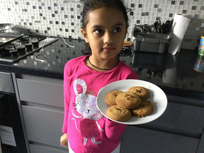 Viya's cookies