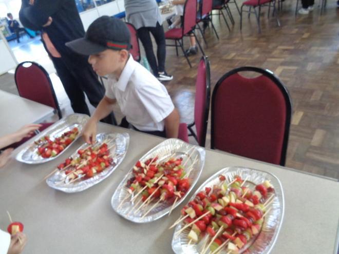 Healthy Eating Fair