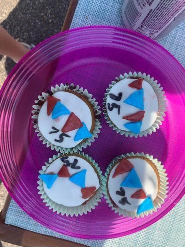 Mrs Caplan's cupcakes