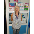 Hello, I am Mrs Blackman. I will be helping in 1/2B in the afternoons.