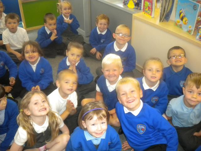 We are all in class 1L.
