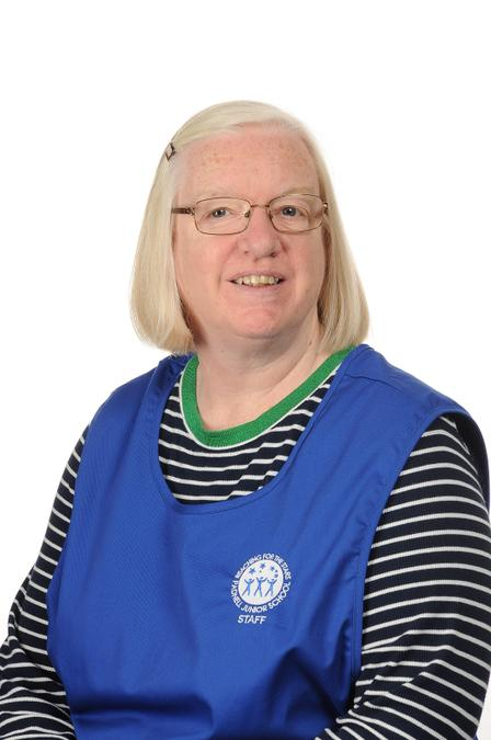 Mrs L Beacher - Lunchtime Supervisory Assistant
