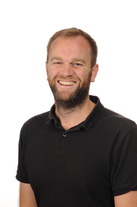 Mr P Saunders - Year 4 Leader