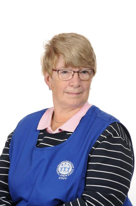 Mrs G Brimble - Lunchtime Supervisory Assistant / Planet Padnell Assistant
