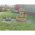 Memorial Garden - before