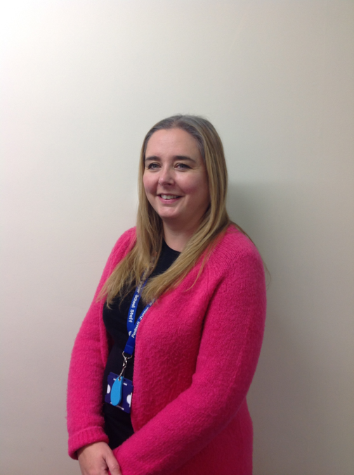 Mrs C Moss -Learning Support Assistant / Lunchtime Supervisory Assistant