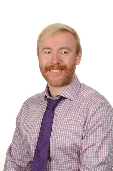 Mr J O'Connor - Year 3 Leader