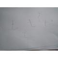 Writing t