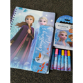 Aaminah's Frozen activities