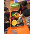 Exploring pumpkin seeds