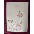 I drew lanterns