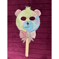 I made a bear mask