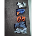 I sorted all the socks