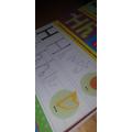Writing h