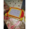 Writing e