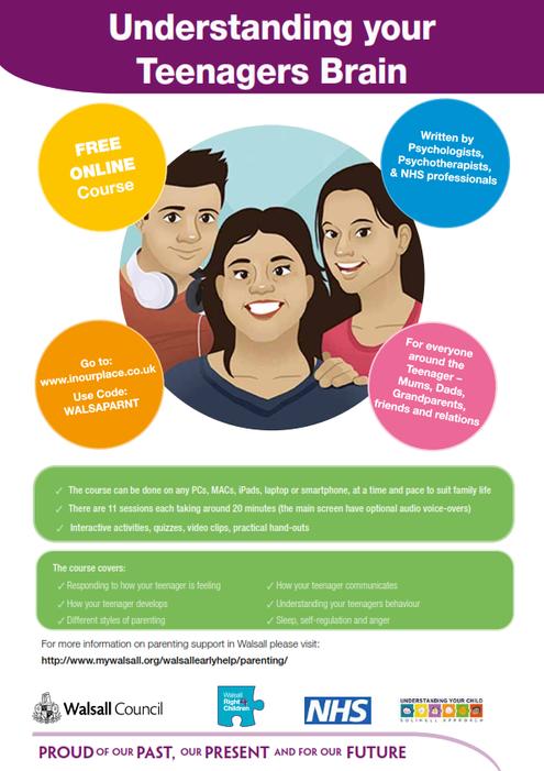 Understanding Your Teenagers Brain