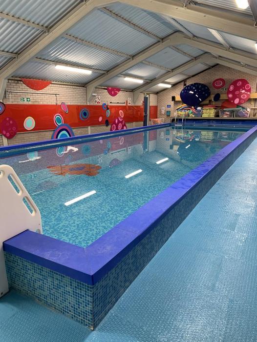 Palfrey Junior School Swimming Pool
