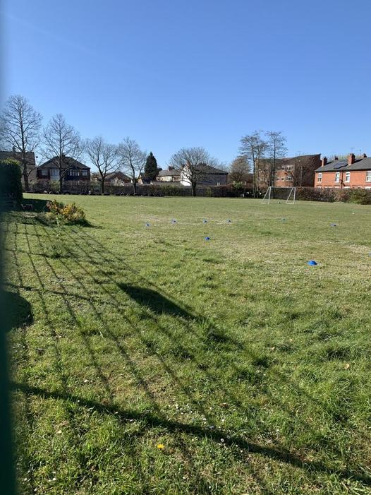 Palfrey Junior School Field