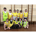 Victorious Year 3/4 team!