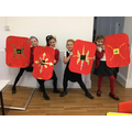 Stag Class have been enjoying their 'Remarkable Romans' topic.