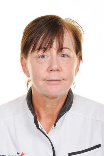 Mrs J Evans Cogyddes / Cook