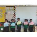 Class 2 Vault Winners