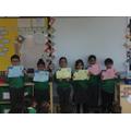 Class 3 Vault Winners