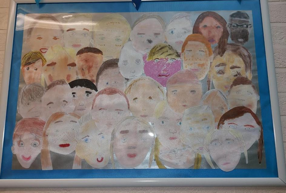 Year 4 - pastels