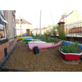 Our Gardening Boats