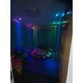 The Zone with sensory lights