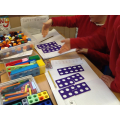 Using numicon to help us multiply