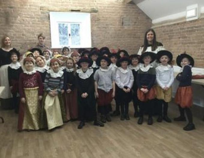 A day in the life of a Tudor at Bramhall Hall