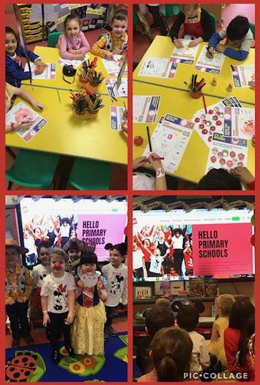 Raising money for Red Nose Day and learning the importance of helping others