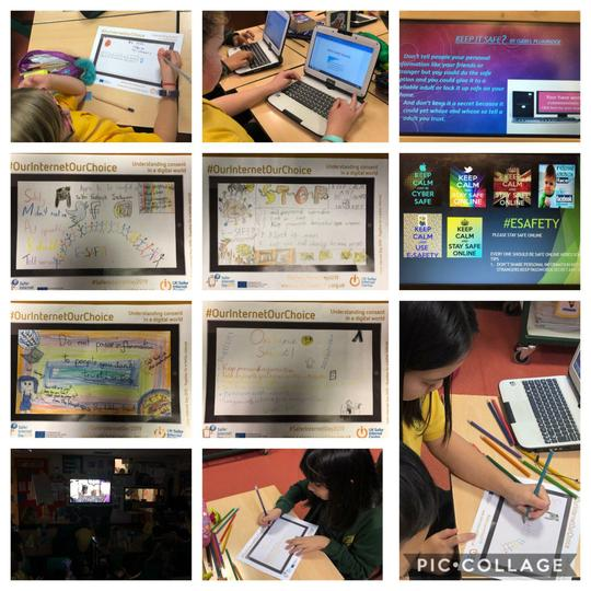 Year 4 #SaferInternetDay2019