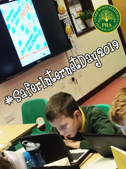 Year 5 #SaferInternetDay2019