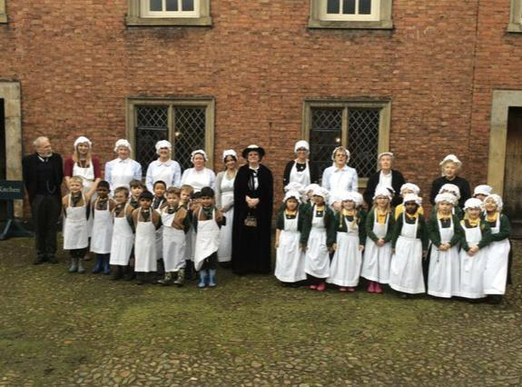 A day in the life of a Victorian servant at Dunham Massey