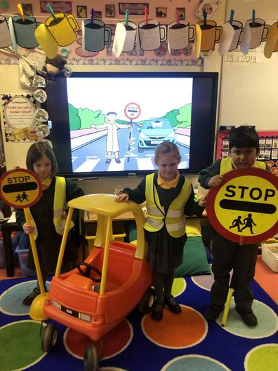 Having our say about Road Safety