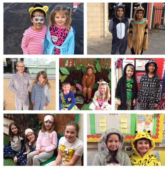 Pyjama Day to raise money for Children in Need