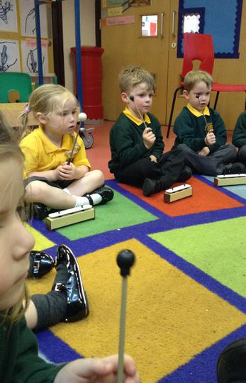 We have had lots of fun using our listening ears