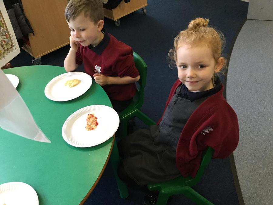 Shrove Tuesday - Pancake making