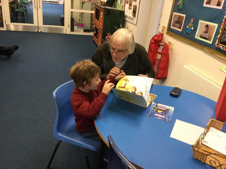Grandparents' Day  Book and Biccy