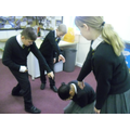 Y5 Cinderella freeze frame!