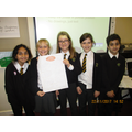 RE group task presentations on Islam