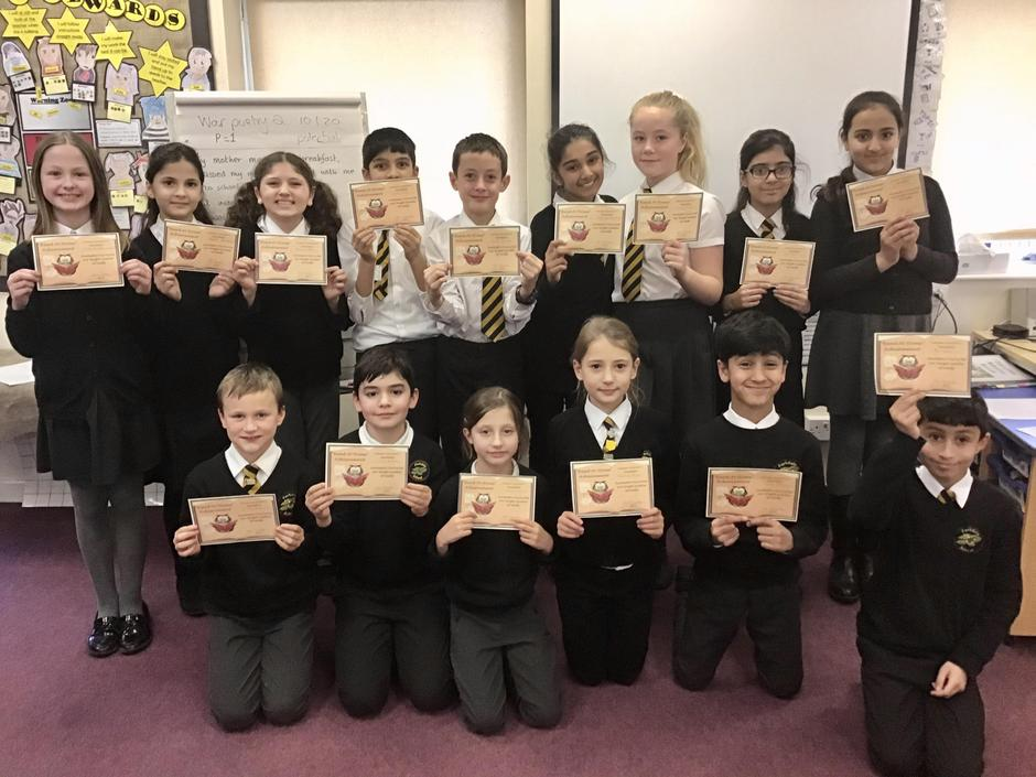 Congratulations for hitting your target reads!