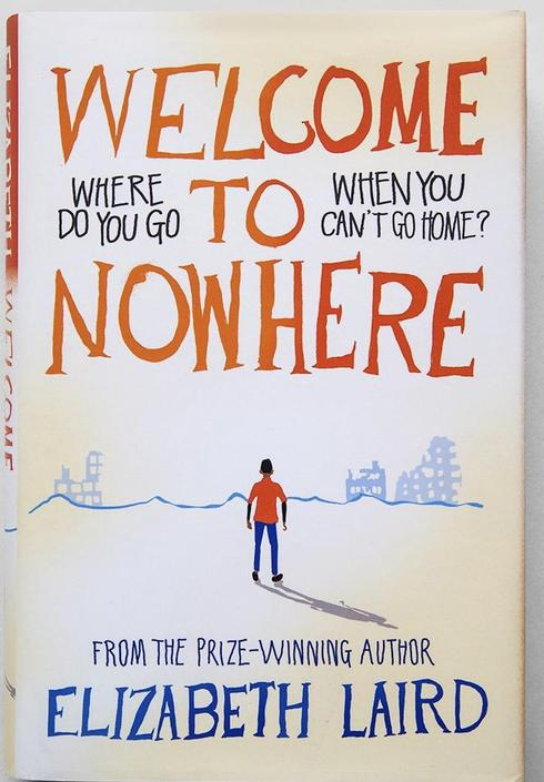 A story based on the Syrian refugee crisis.
