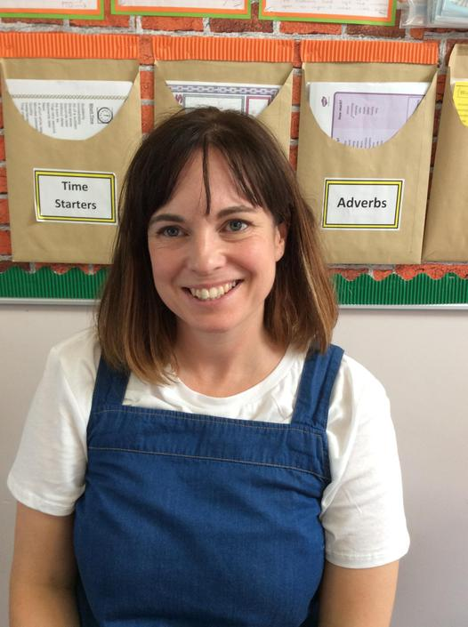 Miss Desborough- Early Years Lead