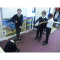 Our drama workshop on Anti-Bullying.