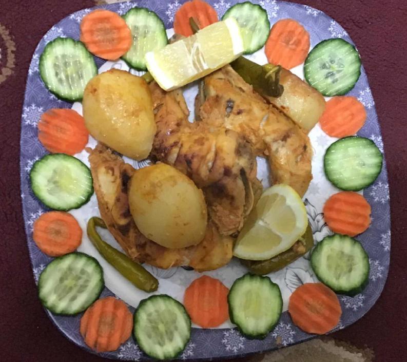 Decorative feast!