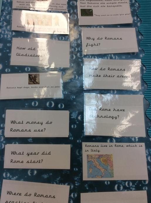 Class 2 Key Questions