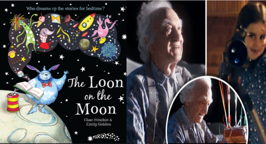 Loon on the Moon and Man on the Moon